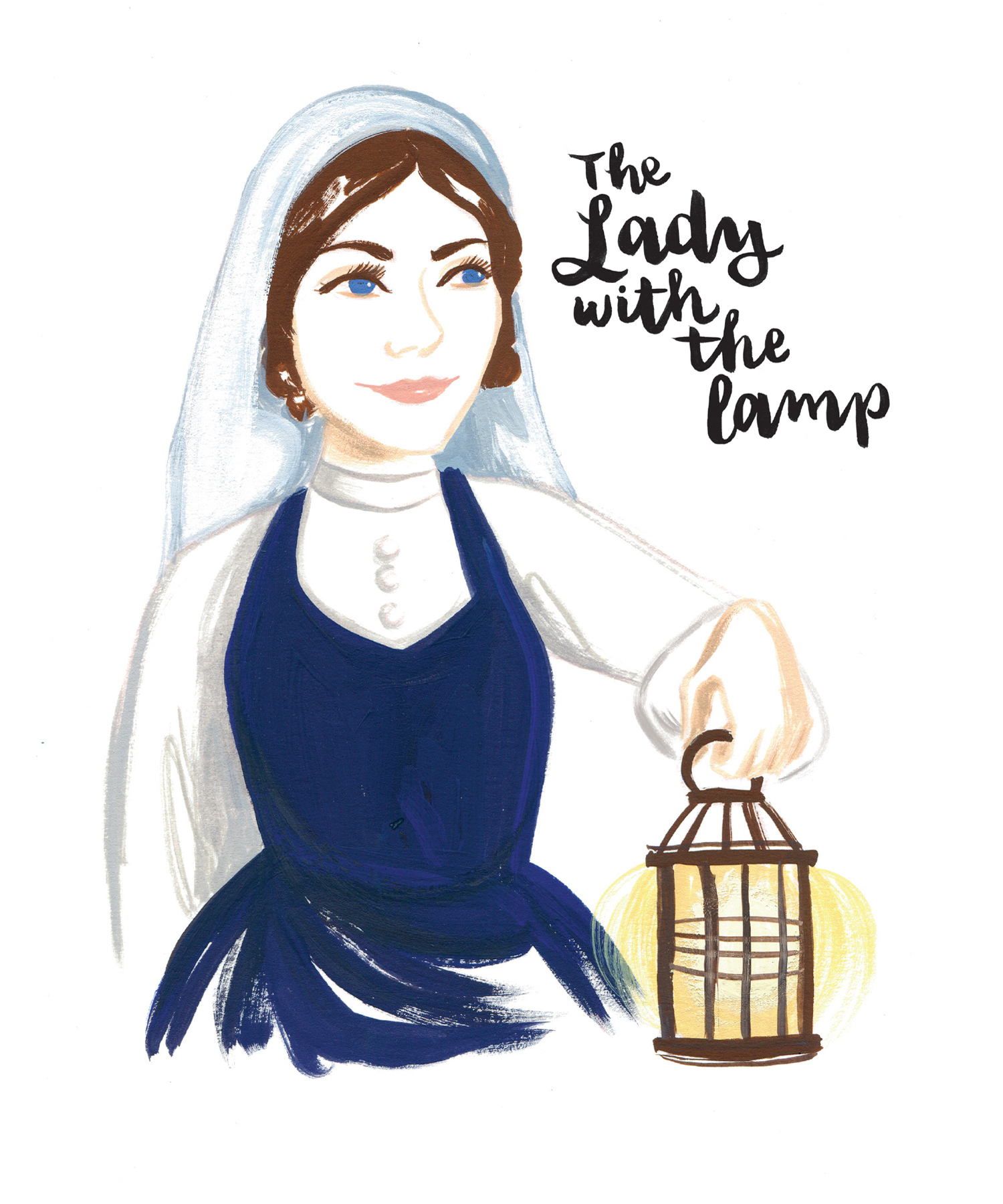 Florence Nightingale Bad Girls Throughout History 100
