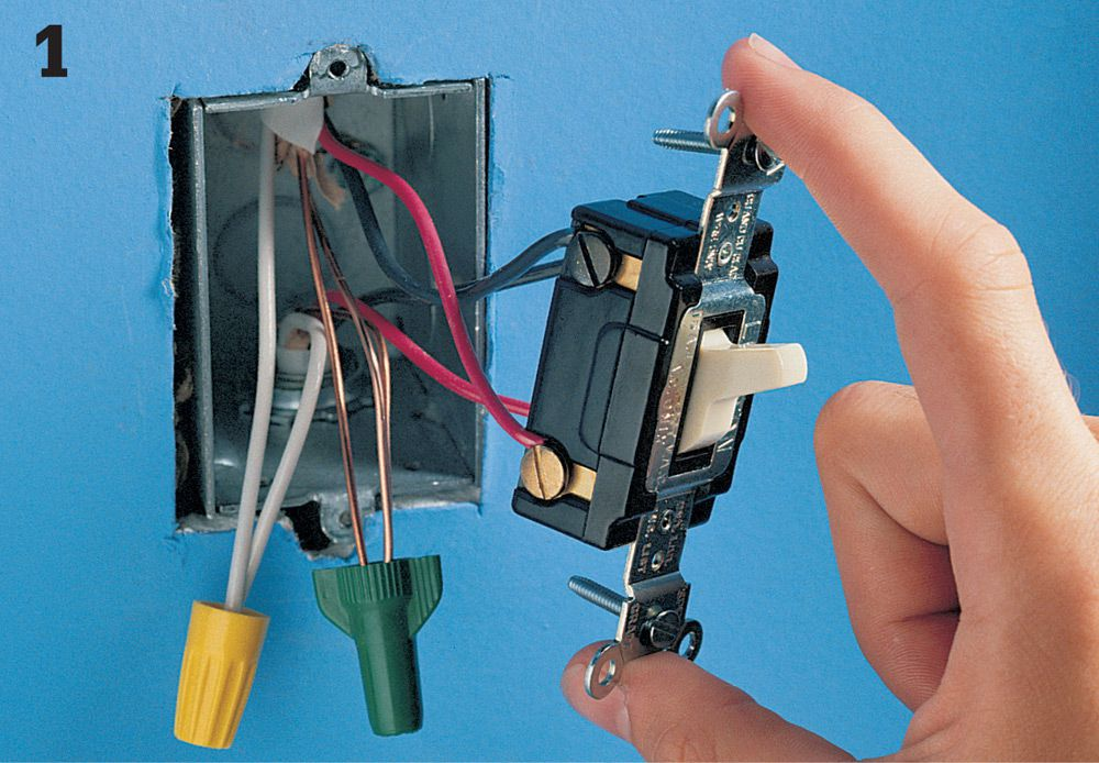 Switches - The Complete Guide to Wiring - Black & Decker, Cool ...