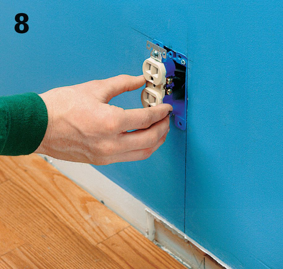 Wiring Outlets With Pigtails Receptacles The Complete Guide To Black Decker Cool Image364