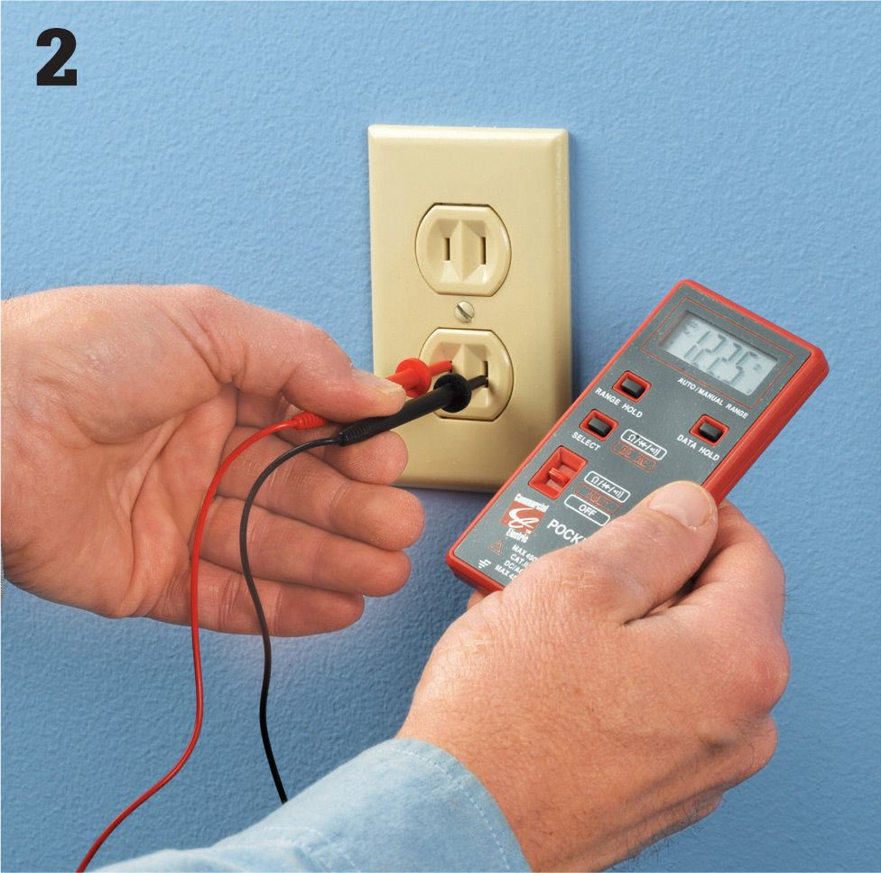 Receptacles The Complete Guide To Wiring Black Decker Cool A Plug Image