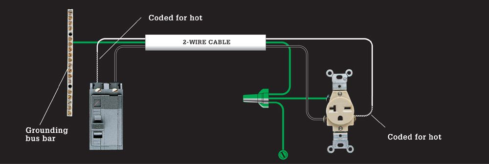 ganged single-pole switches controlling separate light fixtures