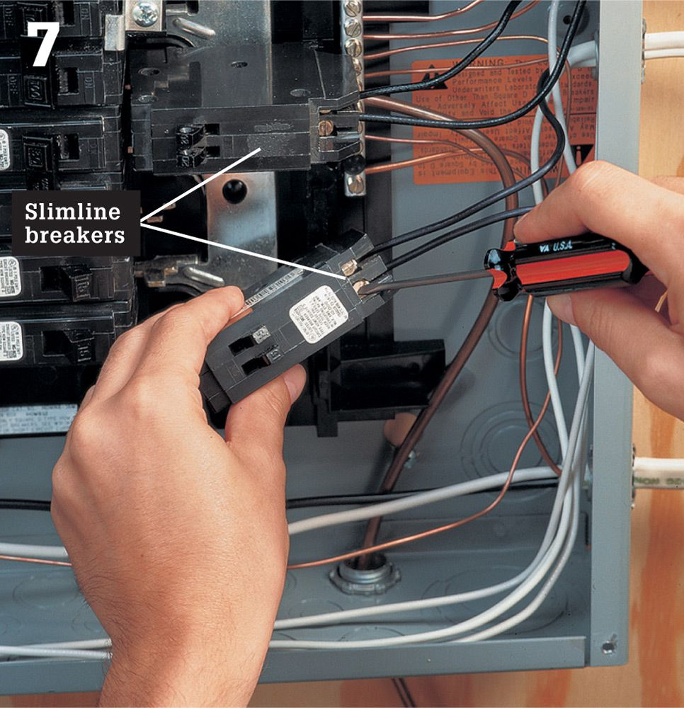 Common Wiring Projects The Complete Guide To Black Outdoor Main Lug Electrical Diagrams At Circuit Breaker Panel Shut Off And Then Remove Coverplate Test For Power Page 80