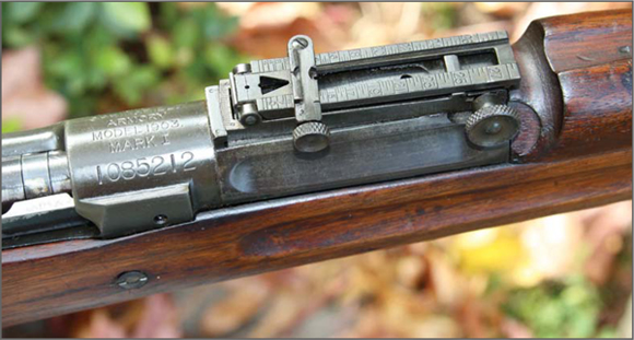 MODEL 1903 SPRINGFIELD - 50 Famous Firearms You've Got to