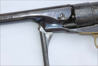COLT 1860 ARMY - 50 Famous Firearms You've Got to Own: Rick Hacker's