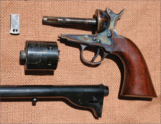 COLT 1871-1872 OPEN TOP - 50 Famous Firearms You've Got to Own: Rick