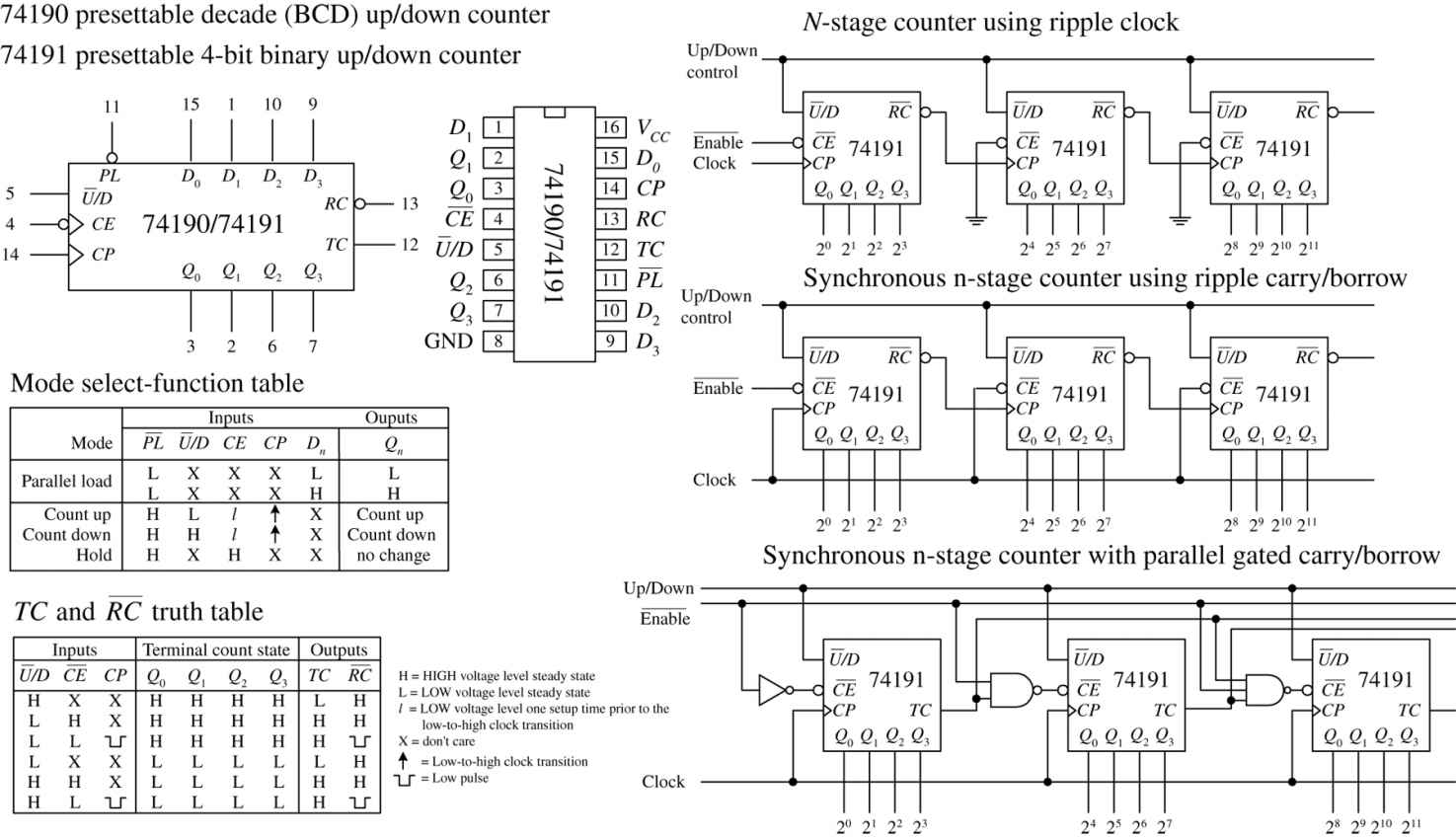 Digital Electronics Practical For Inventors Fourth Bit Binary To Bcd Converter Circuit Img