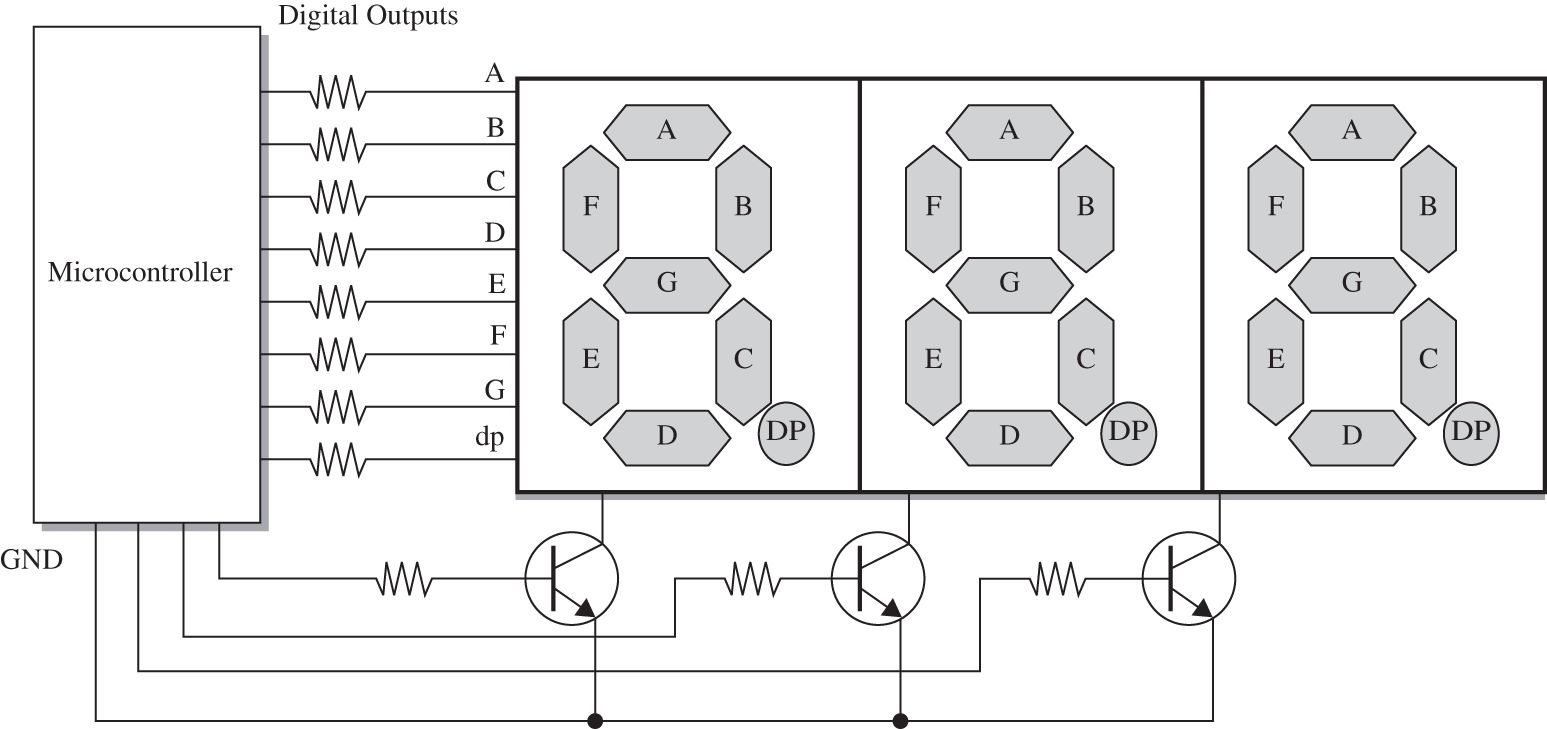 Microcontrollers Practical Electronics For Inventors Fourth Of Lm324 Changes Voltage Electrical Engineering Stack Exchange Img
