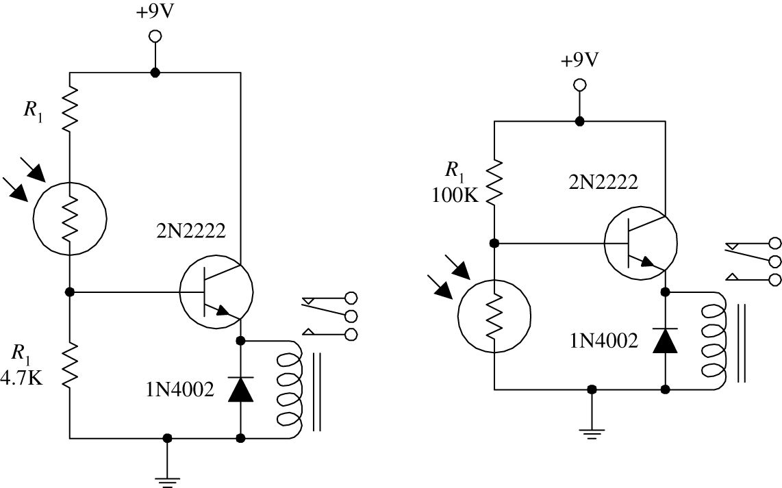 Optoelectronics Practical Electronics For Inventors Fourth Peak Current In Thyristor Xenon Flash Tube Trigger Circuit Img