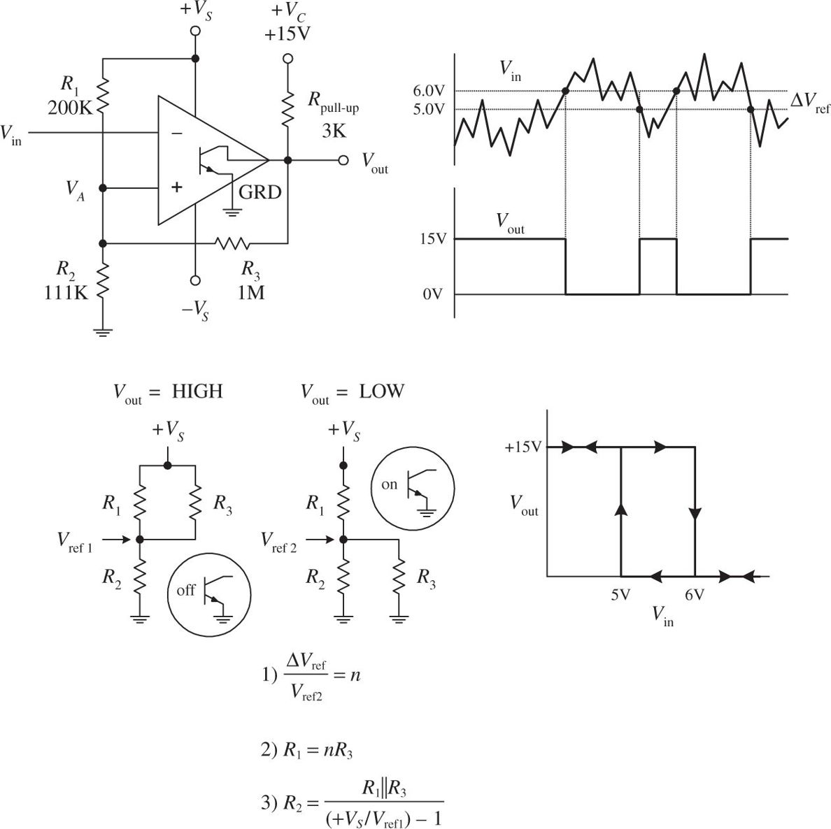 Operational Amplifiers Practical Electronics For Inventors Fourth Phase Shift Oscillator Circuit Explanation Using Opamp Transistor Img