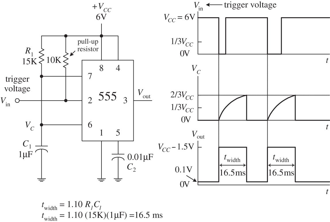 Oscillators And Timers Practical Electronics For Inventors Fourth Function Generator Circuit Diagram Using Ne566 Electronic Circuits Img