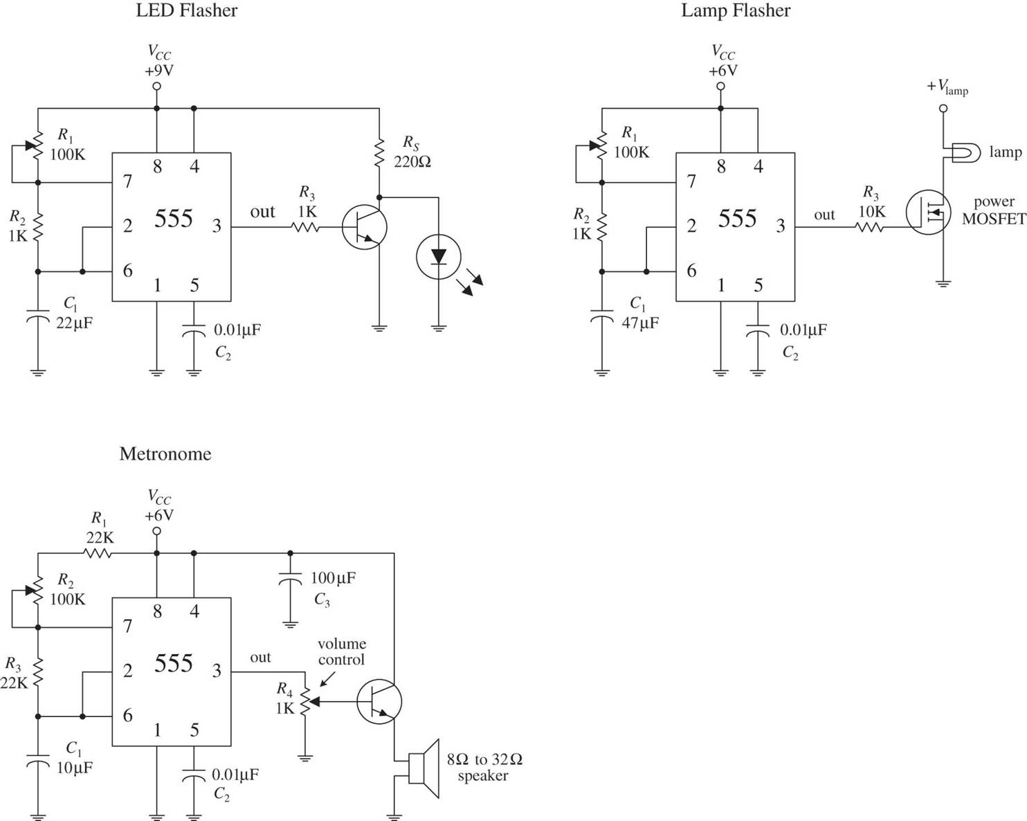 Voltage Controlled Oscillator Vco Using 555 Timer Ic The Control 555timervoltagecontrolledoscillator Img