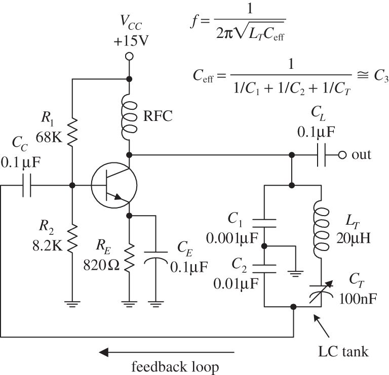 Oscillators and Timers - Practical Electronics for Inventors, Fourth