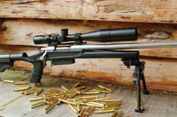 Long-Range Rifles - SNIPER GUNS - Prepper Guns: Firearms, Ammo
